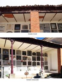 Restauración de falso techo