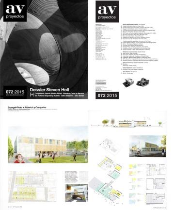 Publicacion AVproyectos