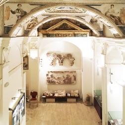 Interior restaurado